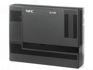 NEC SL1100 - SL1100 Basic KSU (0x8x4)