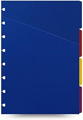 Filofax A5Notizbuch Refills Classic Bright Indizes sortiert 152014