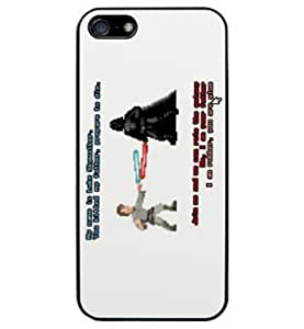 You killed my father - Funda Carcasa para Apple iPhone 5 / iPhone 5S