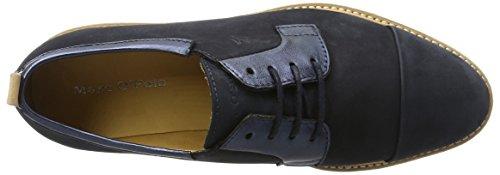 Marc Mujer Azul 70113843401200 Lace Blue O'Polo Dark Up Zapatos qOCgwRxq6