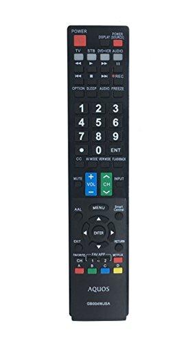sharp remote gb004wjsa - 6