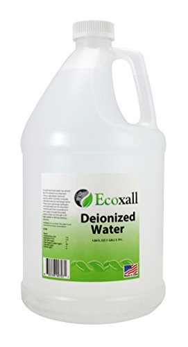 Ecoxall - Deionized Water - 1 Gallon jug
