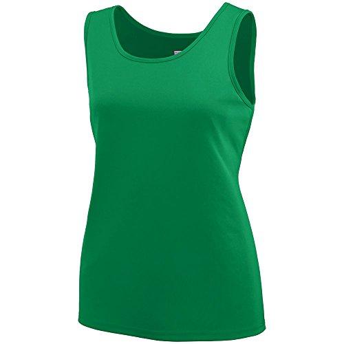 (Augusta Sportswear 1705 Women's Training Tank, Kelly, Large)