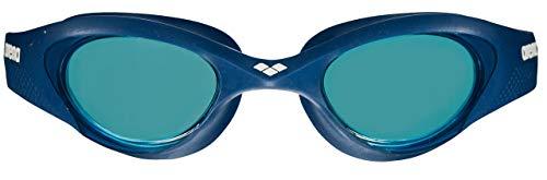 313p3TlZdLL Cómodas gafas de natación para entrenamiento con ajuste universal y sellado suave. Lentes duras con protección UV y película antivaho. Puente de nariz autoajustable, correa dividida, sin PVC
