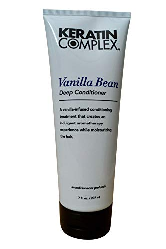 Keratin Complex Vanilla Bean Deep Conditioner, 7 -