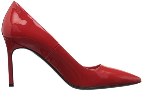 Via Spiga Women's Nikole Pump Rouge Patent WM4lsGMxj