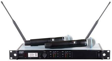 Shure ULXD24D/B58 Dual Wireless System
