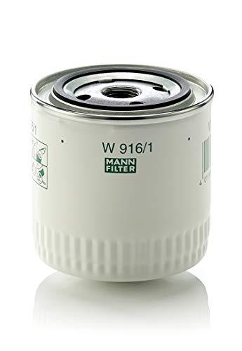Originele MANN-FILTER W 916/1 – smeeroliewisselfilter – voor auto's