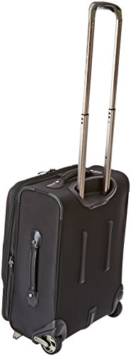 Travelpro Crew 10 20 '' Expandable Business Plus Rollaboard, Balck by Travelpro (Image #1)