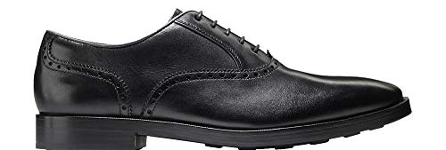 Cole Haan Mens Hamilton Grand Plain Toe Oxford 13 Black ()