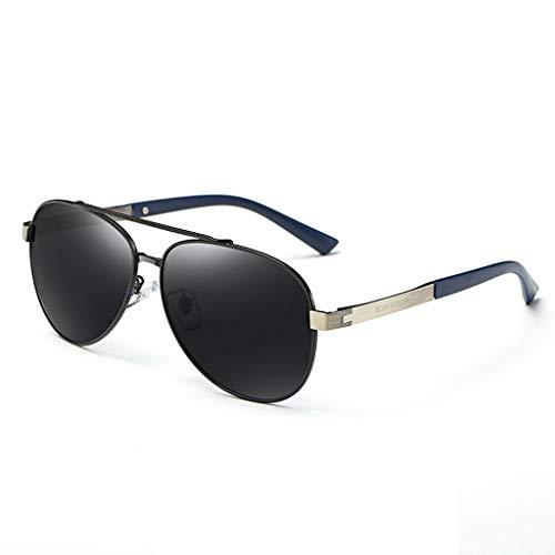 sol UV Vogue Hombres Gafas A Running de Mirror Fashion Frog Nuevas Aviador polarizadas BWq5rf05