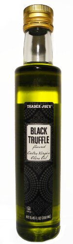 Trader Joe's Black Truffle Flavored Extra Virgin Olive Oil (Truffle Olive Oil compare prices)
