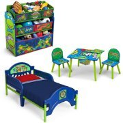 ninja turtles furniture bed - 5