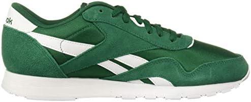 Reebok Men's Classic Nylon Fashion Sneaker 6