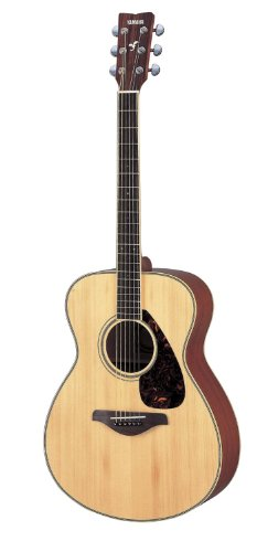 Yamaha FS720S Small Acoustic Guitar