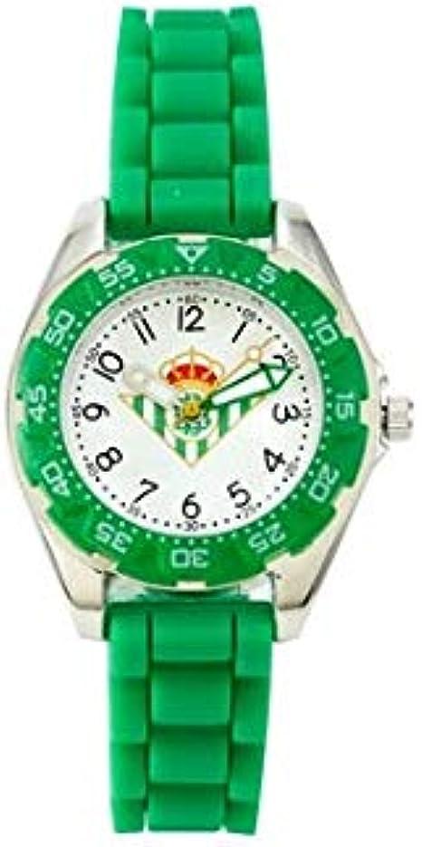 Real Betis Balompie - Reloj Pulsera Infantil