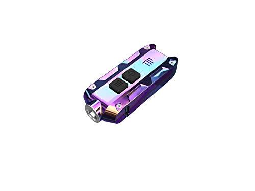 Nitecore Tip 360 Lumens Light USB Rechargeable Keychain Flashlight