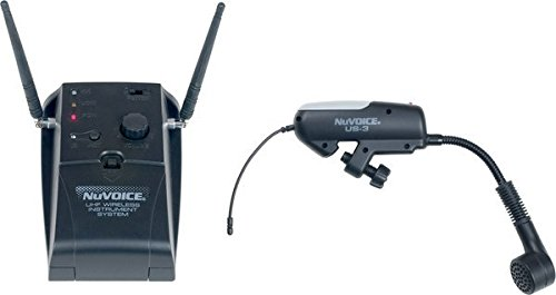 VocoPro US-3 U-Series Wireless Sax System