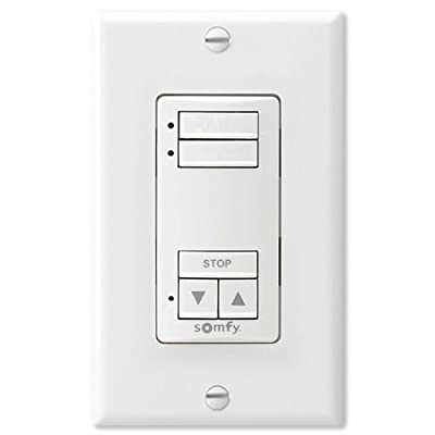 Somfy Decoflex Wirefree Rts Table Top Accessory mpn# 1811185 in White