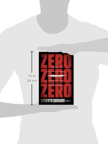de1e9db9b6035 Amazon.fr - Zero Zero Zero. - Roberto Saviano