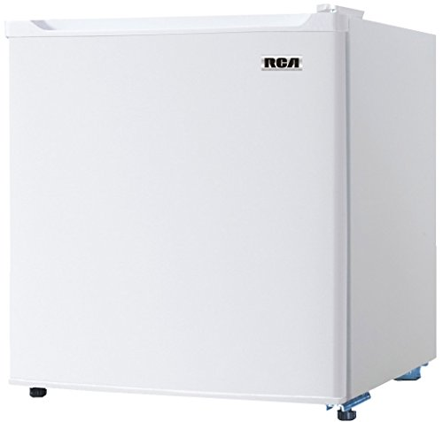 RCA RFR115-White 1.6 Cubic Foot Fridge, White