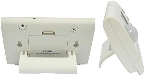Qunda Yantai kt-pir1/1028/in1/Telecomando Universale LCD a//c condizionatore d Aria di Ricambio per Tutti
