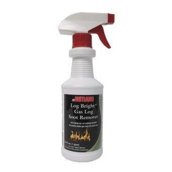 Fireplace Maintenance Products Gas Log Soot Remover 16 OZ FCP570-6 by Fireplace Classic Parts