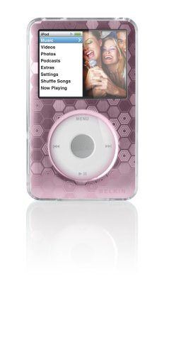 Belkin Remix Metal Case for Ipod (Pink)