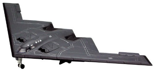 (Richmond Toys 1:144 Motormax B-2 Stealth Bomber Die-Cast Plane with Authentic Details Collectors Model by Richmond Toys)