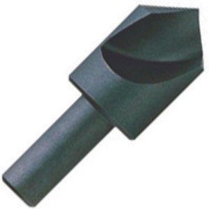 1'' x 1/2'' Shank 90° Bright HSS Single End Countersink