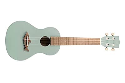 KALA, 4-String Ukulele, Right, Shark Fin Grey (MK-CS/GRY)