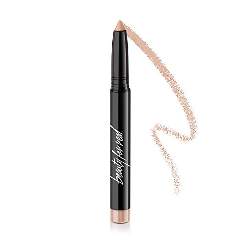 Beauty For Real Shadow STX 24-7 Waterproof Highlighting Stick, Ever Starstruck, Cruelty Free Cream to Powder Formula, 0.05oz ()