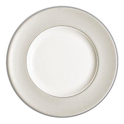 Royal Doulton Monique Lhuillier Étoile Platinum Salad (Etoile Platinum Dinnerware)
