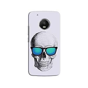 Cover It Up - Cool Skull Moto G5 Plus Hard Case