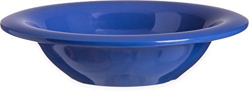 Carlisle Dining Room Table - Carlisle 4304014 Durus Rimmed Melamine Bowl, 6 Oz., Ocean Blue (Pack of 48)