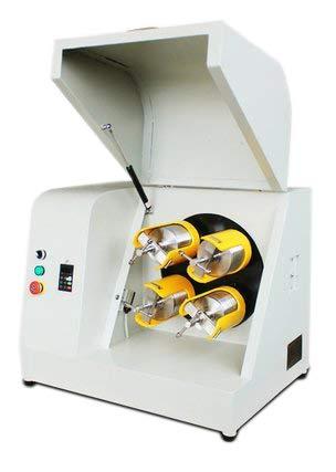 Planetary Ball Mill Machine 2L Lab Horizontal Planetary Ball Grinding Machine 1 Year Warranty Nano Powder Grinder Miller Pulverizer CE Hanchen
