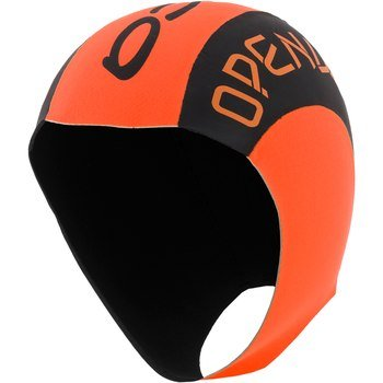 Orca Neoprene Swim Cap (Orange, - Swim Thermal Cap