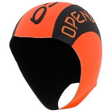 best selling ORCA HI VIS Neoprene Swim Cap