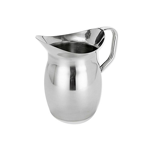 American Metalcraft Bell (American Metalcraft (WP68) 68 oz Stainless Steel Bell Pitcher)
