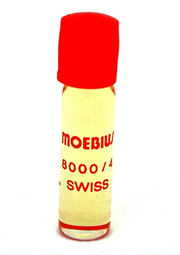 (Moebius Multi-Purpose Lubricating High Grade Swiss Oil)