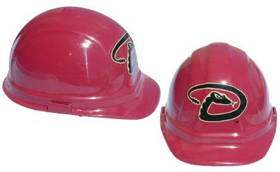 Arizona Diamondbacks Hard Hat, Sports Hard Hats, MLB Hard Hats, Cheap Hard Hats, Amazon Hard Hats