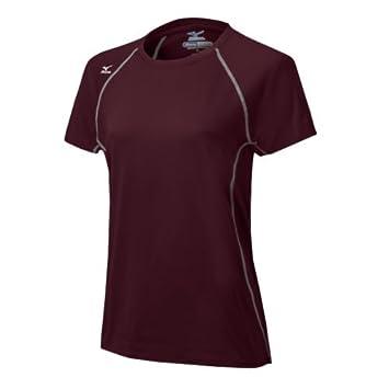Mizuno Women's Balboa 3.0 Shorts Sleeve Jersey 440443.6091.06.L-P