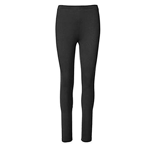 32 DEGREES Womens Heat Plus Baselayer Legging, Black, Medium