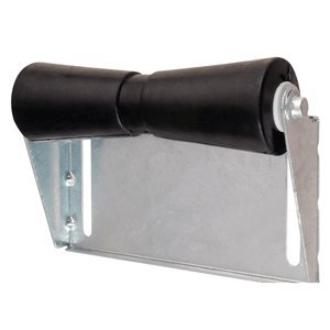 CE Smith Trailer 10405G Galvanized Roller Bracket Assembly, 12'' by CE Smith