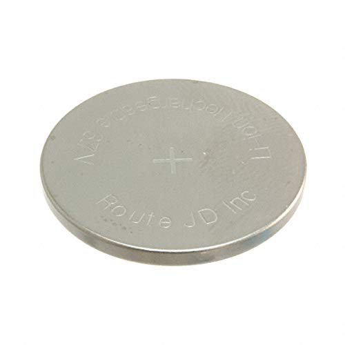 BATTERY LITHIUM 3.7V COIN 24.5MM, (Pack of 60) (RJD2430C1)