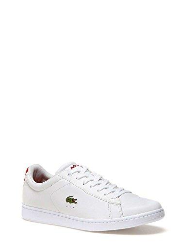 Lacoste Carnaby Evo S216 2 - Zapatillas Hombre Bianco