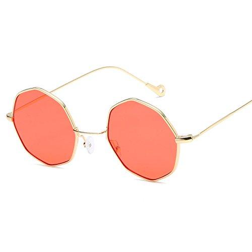 D Sol Gafas diseñador E Sol Burenqi Retro Verano Mujer Vintage Gafas Hombres de de Gafas Steampunk Tonos UV400 Moda Marca de WAqwFH