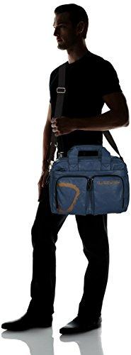 Strellson Paddington SoftBriefcase XL 4010001472 Herren Henkeltaschen 41x31x16 cm (B x H x T) Blau (Blue 400) Jug0rk5BA