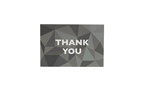 Thank You Cards - 48-Count Thank You Notes, Bulk Thank You Cards Set - Blank on the Inside, 6 Stained Glass Pattern Designs – Includes Thank You Cards and Envelopes, 4 x 6 Inches by Best Paper Greetings (Image #7)
