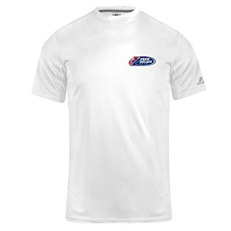 6196956ce Penn Relays Russell Core Performance White Tee 'Penn Relays 2018 Logo' -  Small